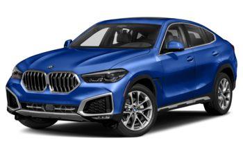 2021 BMW X6 - Avus Blue