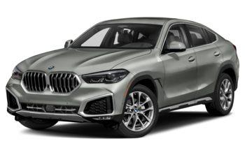2021 BMW X6 - Lime Rock Grey