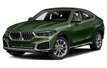 2021 BMW X6 - Verde Ermes