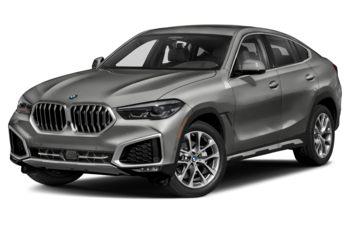 2021 BMW X6 - Grigio Telesto