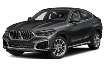 2021 BMW X6 - Frozen Black