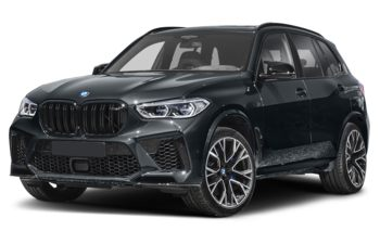 2021 BMW X5 M - Carbon Black Metallic