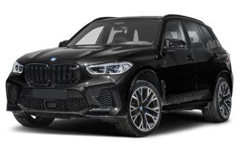 2021 BMW X5 M - Black Sapphire Metallic