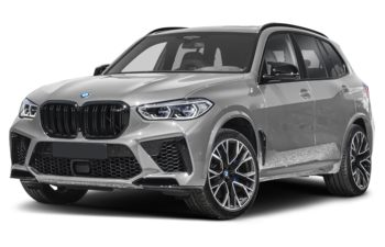 2021 BMW X5 M - Donington Grey Metallic