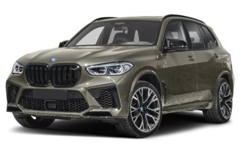 2021 BMW X5 M - Manhattan Metallic
