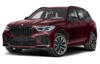 2021 BMW X5 M - Ametrine Metallic