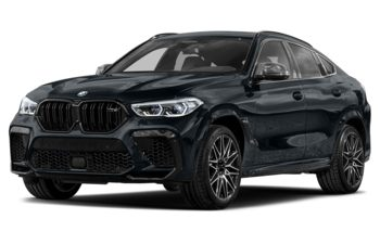 2020 BMW X6 M - Carbon Black Metallic