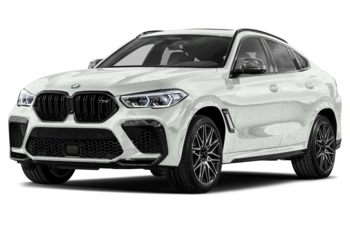 2020 BMW X6 M - Alpine White