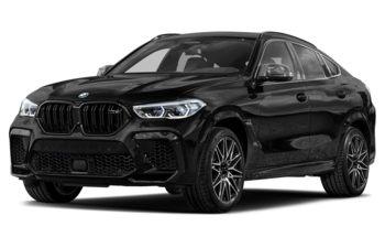2020 BMW X6 M - Black Sapphire Metallic