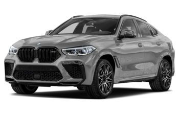 2020 BMW X6 M - Donington Grey Metallic