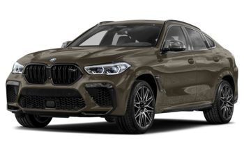 2020 BMW X6 M - Manhattan Metallic