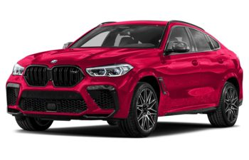 2020 BMW X6 M - Toronto Red Metallic