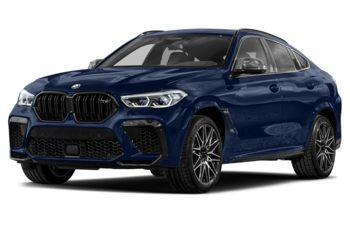 2020 BMW X6 M - Tanzanite Blue Metallic