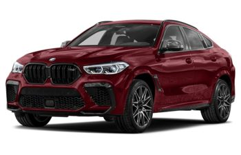 2020 BMW X6 M - Ametrine Metallic