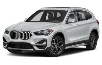 2020 BMW X1 - Glacier Silver Metallic
