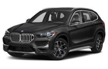 2020 BMW X1 - Black Sapphire Metallic