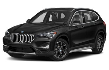 2020 BMW X1 - Jet Black Non-Metallic