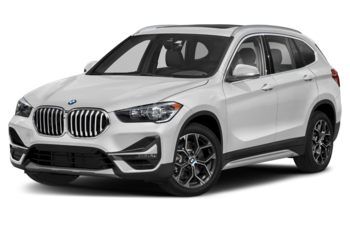 2020 BMW X1 - Mineral White Metallic