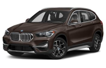 2020 BMW X1 - Sparkling Brown Metallic