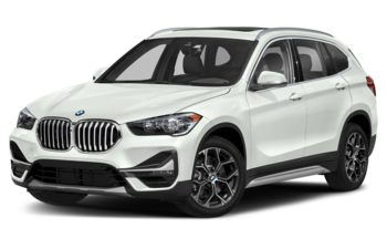 2021 BMW X1 - Alpine White