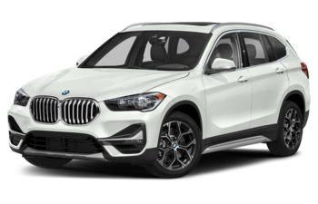 2021 BMW X1 - Alpine White