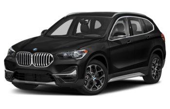 2021 BMW X1 - Jet Black