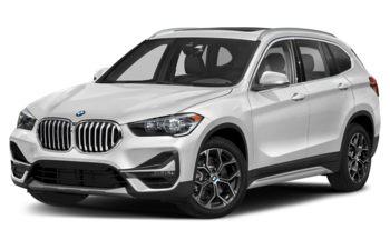 2020 BMW X1 - Mineral White Metallic