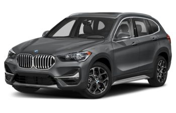 2021 BMW X1 - Mineral Grey Metallic