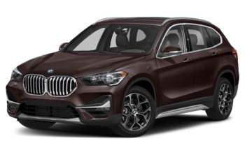 2021 BMW X1 - Sparkling Brown Metallic