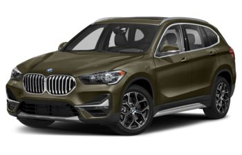 2020 BMW X1 - Sparkling Storm Metallic