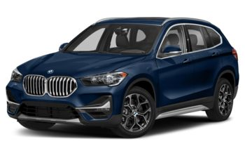2020 BMW X1 - Mediterranean Blue Metallic