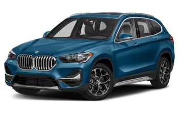 2021 BMW X1 - Misano Blue Metallic