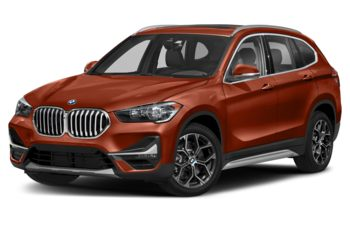 2021 BMW X1 - Sunset Orange Metallic