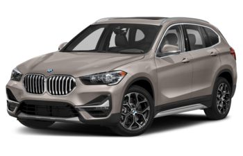 2021 BMW X1 - Cashmere Silver Metallic