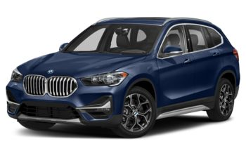 2021 BMW X1 - Phytonic Blue Metallic