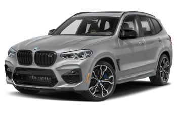 2021 BMW X3 M - Donington Grey Metallic