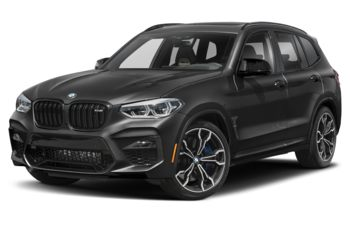 2021 BMW X3 M - Dark Graphite Metallic