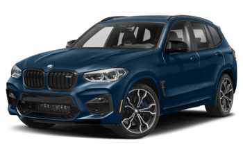 2020 BMW X3 M - Phytonic Blue Metallic