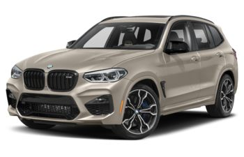 2020 BMW X3 M - Sunstone Metallic