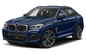 2021 BMW X4 M - Phytonic Blue Metallic