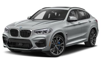 2021 BMW X4 M - Donington Grey Metallic