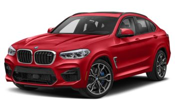 2021 BMW X4 M - Toronto Red Metallic