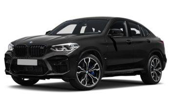 2020 BMW X4 M - Black Sapphire Metallic