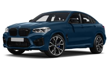 2020 BMW X4 M - Phytonic Blue Metallic