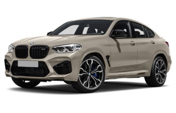 2020 BMW X4 M - Sunstone Metallic