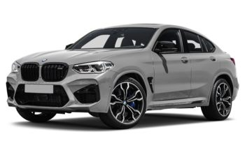 2020 BMW X4 M - Donington Grey Metallic