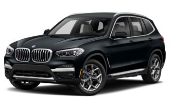2021 BMW X3 PHEV - Carbon Black Metallic