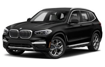 2021 BMW X3 PHEV - Black Sapphire Metallic