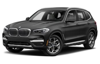 2021 BMW X3 PHEV - Dark Graphite Metallic