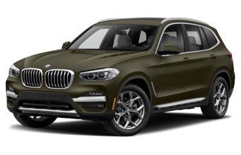 2021 BMW X3 PHEV - Sparkling Storm Metallic